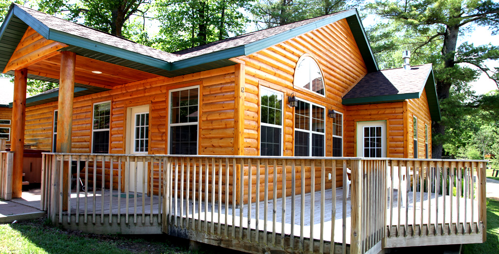 Rock Bottom Cabin - Haywood County