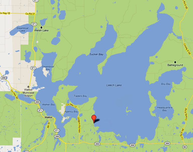 Directions big rock resort leech lake minnesota driving directions sciox Image collections