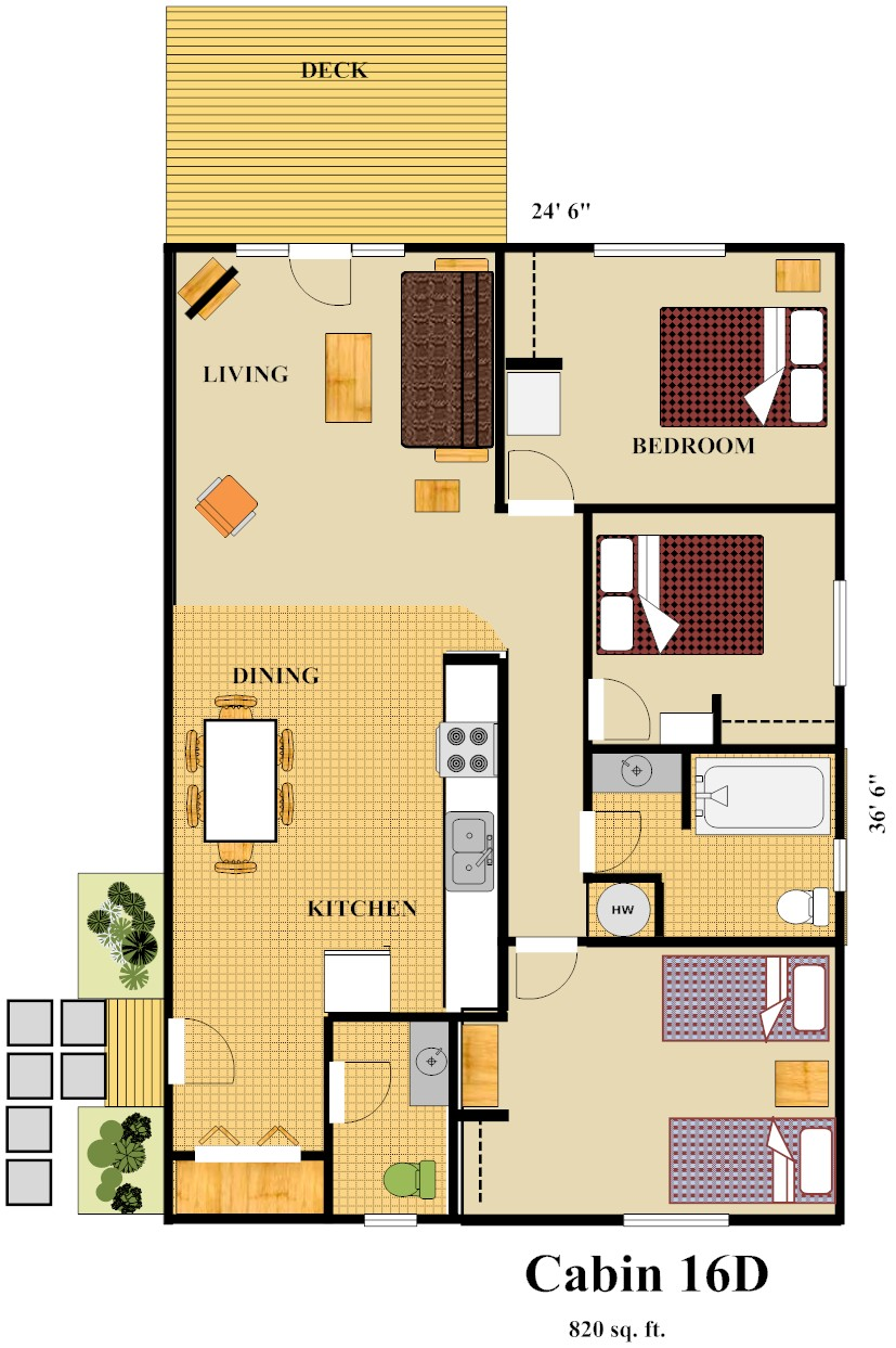 House Floor Colour : ... Color Floor Plans With Dimensions moreover Home Floor Plan Coloring