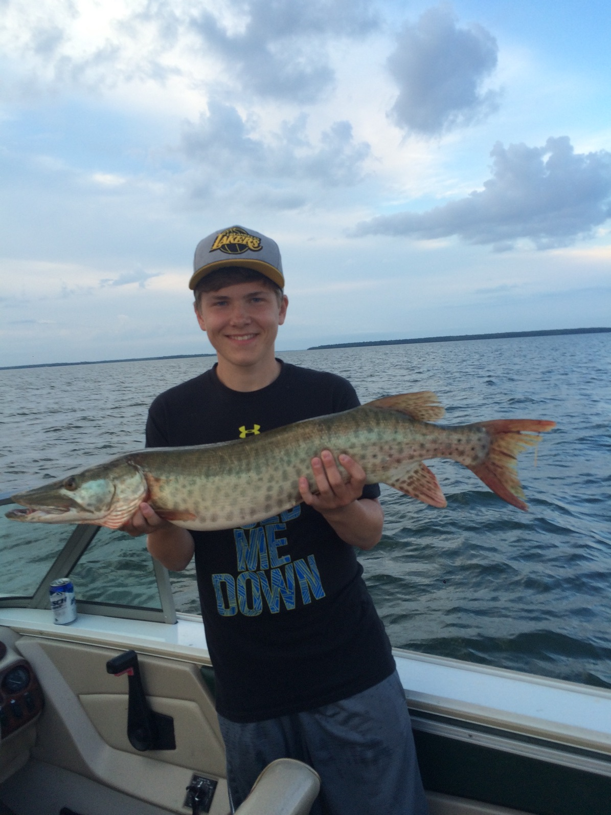 Increased difficulty and small rewards big rock resort for Leech lake fishing report